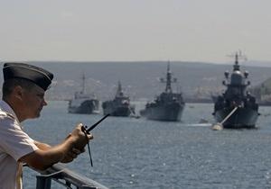 Россия планирует подписать соглашение о модернизации ЧФ до конца года - адмирал Федотенков