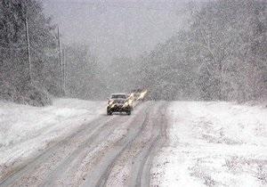 Южная Осетия осталась без света из-за сильных снегопадов