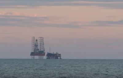 РФ продолжает добывать газ на шельфе Украины