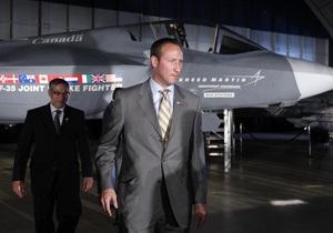 Канада закупит 65 истребителей F-35