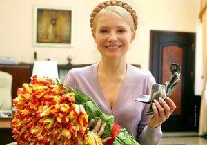 Сегодня Тимошенко празднует день рождения
