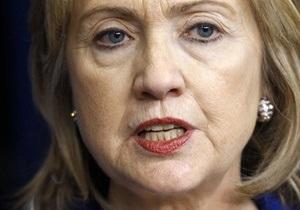 Клинтон: Сомалийске исламисты должны разрешить доставку помощи