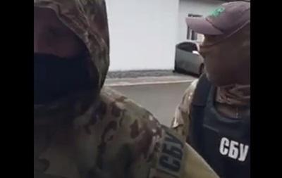 СБУ провела обшук у будинку голови обласної організації Батьківщина