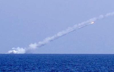 Российские подлодки нанесли удар по Сирии