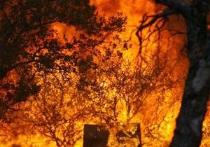 Самосожжение: В России подросток сжег себя заживо