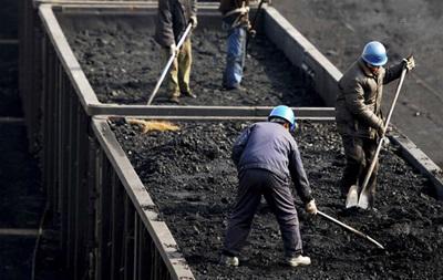 В Украину прибыло еще одно судно с импортным углем