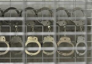 В Греции арестовали восьмерых украинцев