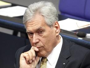 Министра экономики Германии попросили остаться в правительстве