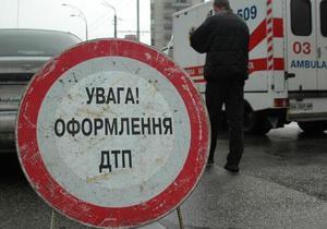Эксперты: В Украине потери от ДТП достигают $5 млрд в год