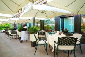 Французский ресторан Сomme Il Faut отеля InterContinental Kiev