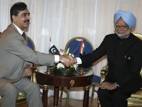Индия и Пакистан поговорят о мире лишь после того, как накажут организаторов атак на Мумбаи