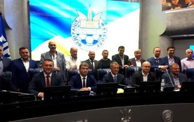 НаКиевщине сегодня выберут нового руководителя Федерации футбола области