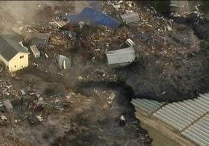 Число жертв землетрясения в Японии приближается к 40