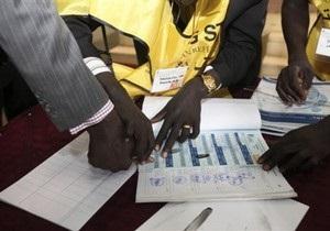В Судане проходит исторический референдум об отделении юга страны