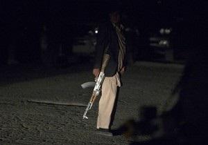 В Афганистане убит высокопоставленный советник президента