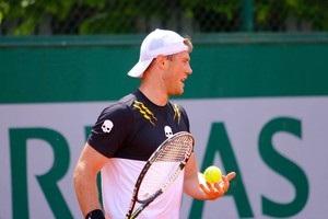 Марченко преодолел стартовый круг турнира в Орлеане