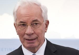 Азаров пообещал обеспечить наблюдателям все условия для выполнения миссии на выборах