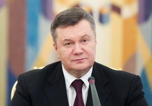 Янукович распорядился создать сеть центров административных услуг