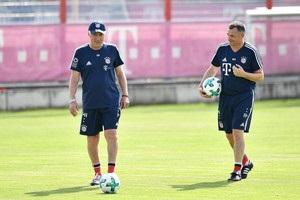 Саньоль назначен исполняющим обязанности тренера Баварии