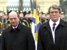 Завтра Украину посетит президент Румынии