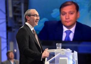 Партия регионов выдвинула Кернеса в мэры Харькова