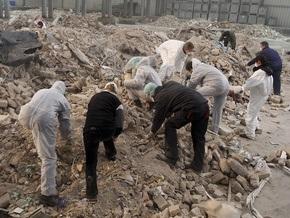 Под обломками здания архива в Кельне обнаружили еще одно тело
