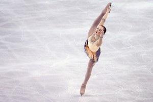 Українська фігуристка Хниченкова здобула ліцензію на Олімпіаду