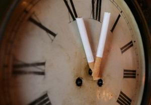 В Киеве налоговики выявили контрабандную партию сигарет на 370 тыс грн