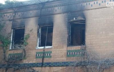 Пожежа з п'ятьма смертями вЗапоріжжі: господиню хостела затримали