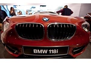 BMW – официальный автомобиль Ukrainian Fashion Week