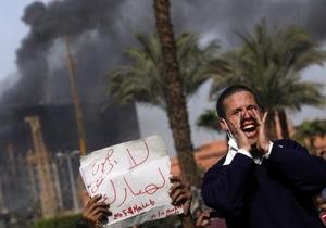 Официальный Каир отверг призыв к передаче власти в Египте