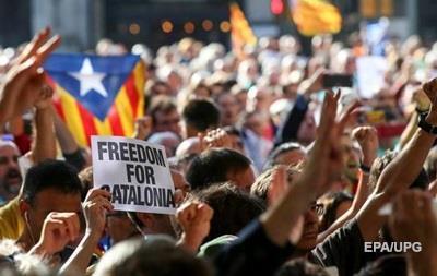 Шефа полиции Каталонии будут судить за подстрекательство к бунту