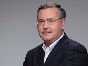 Гриценко становится кандидатом в президенты и объявляет войну власти
