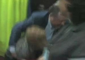 Прокуратура не нашла признаков преступления в инциденте между регионалом Мельником и нашеукраинкой Геращенко