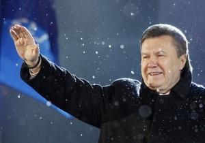 Ъ: Первый зарубежный визит Янукович совершит в Брюссель