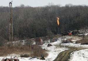 Французы намерены добывать сланцевый газ в Украине
