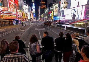 Фотогалерея: Запахло порохом. Полиция Нью-Йорка предотвратила теракт на Таймс-сквер