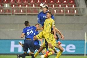 Косово - Україна 0:2 відео голів та огляд матчу відбору ЧС-2018
