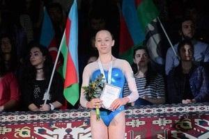 Українська гімнастка Варинська стала шостою на чемпіонаті світу