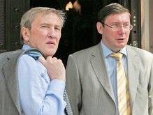 Черновецкий просит у Ющенко защиты от  неуравновешенного  Луценко