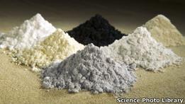 США судятся с Китаем из-за редкоземельных металлов