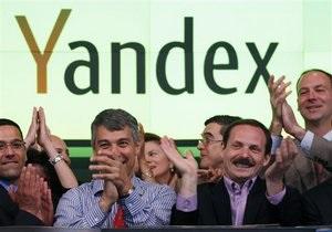 Яндекс обвинили в игнорировании домена .рф