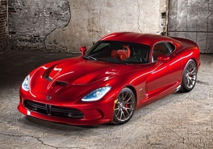 Выпущен новый Viper, производством которого занималась не Dodge