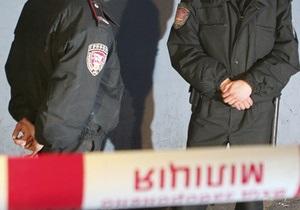 Взрыв в центре Одессы мог быть покушением на подозреваемых в убийстве