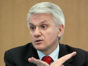 Литвин считает  аморальным  свое присутствие в возможной коалиции БЮТ и ПР
