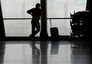 В аэропорту Борисполь во время взлета сломался самолет