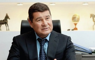 САП ходатайствует озаочном осуждении Онищенко
