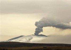Облако вулканического пепла более не грозит Украине – МЧС