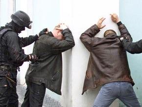 В Одессе задержали подозреваемых в ограблении банка