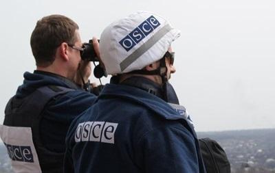 ОБСЕ продлила мандат миссии в Гуково и Донецке